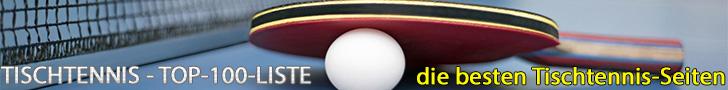 Tischtennis-Top-100-Liste